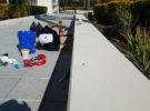 concrete bench planter repair lakewood ranch 3