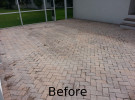 paver restoration before1