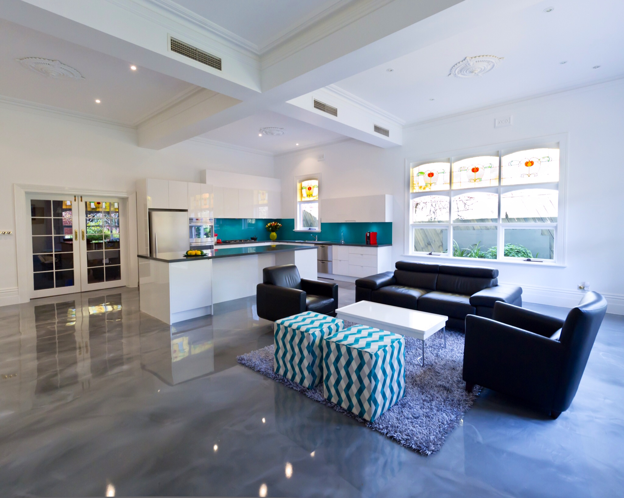 Resine Epoxy Sol Deco gallery - bradenton epoxy flooring photos & portfolio